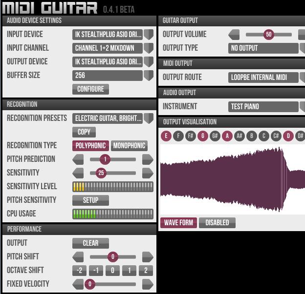 jam origin midi guitar 2